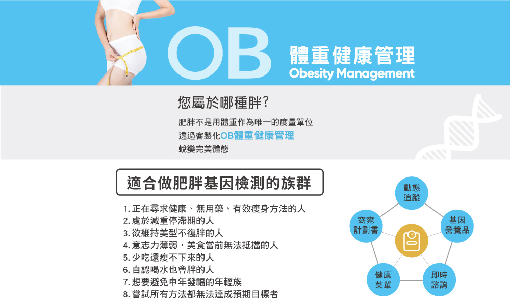 OB體重建康管理 Obesity Management
