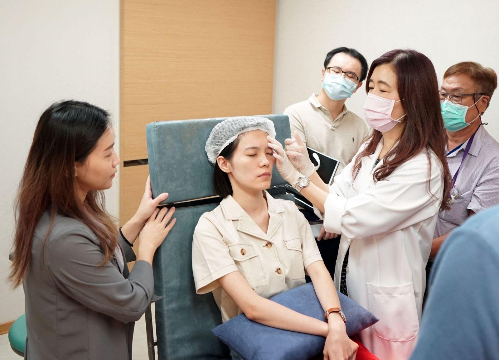 CONTOUR玻尿酸實務教导訓練課程