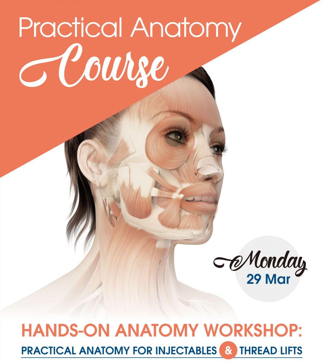 陳美齡醫師參與由皮膚科/皮膚美容内科醫學會舉辦的佳构剖解課程
