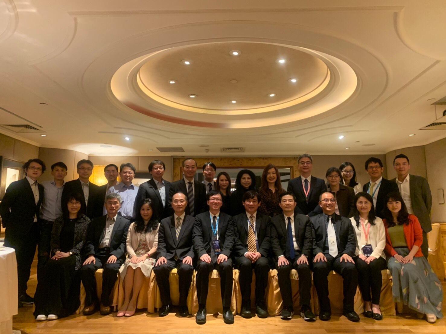 祝贺陳美齡醫師當選中華民國醫用雷射光電醫學會理事