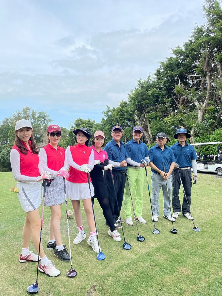 國際扶輪3523地區高爾夫聯誼賽