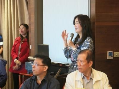 陳美齡院長  受邀擔任「中華民國美容醫學醫學會-南區會員座談會」分享玻尿酸注射相關經驗